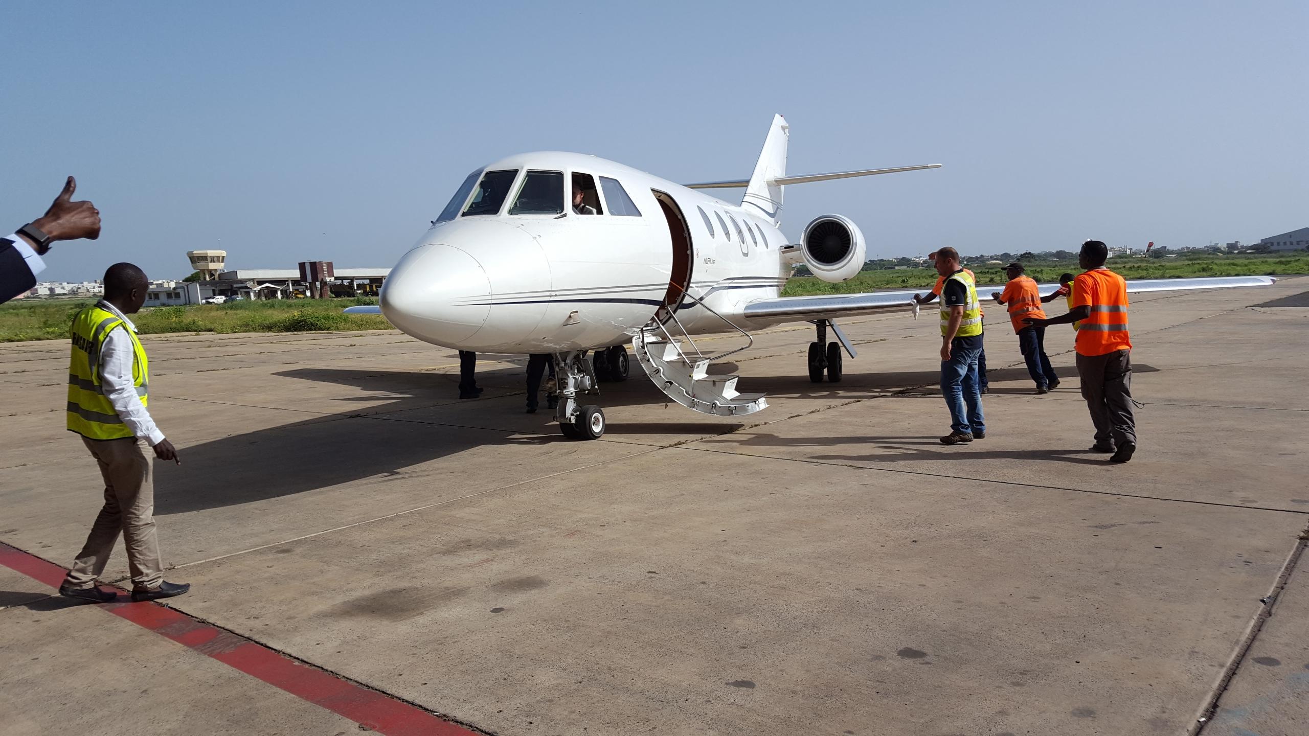 alfa air n°1 de jet privé au maroc